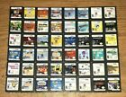 Nintendo DS Games Lot Complete Fun Pick  Choose Gameboy Video Games