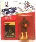 🏀 1988 ROOKIE STARTING LINEUP - SLU - NBA - VINNIE JOHNSON - DETROIT PISTONS
