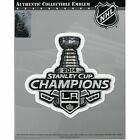 Official NHL 2014 Los Angeles Kings Stanley Cup Champions Finals Patch Jersey