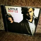Little America Self-Titled Geffen Records Pop Rock Music Rare OOP CD Self Titled