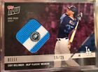 2018 CODY BELLINGER 15 25 TOPPS Now Players Weekend Jersey Relic