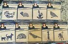 Tattered Lace Die Grab Bag Animal Theme NEW 8 PC