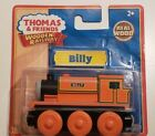 THOMAS & FRIENDS WOODEN RAILWAY - BILLY - EXTREMELY RARE NEAR MINT 2011