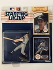 Don Mattingly 1989 Starting Lineup Action Figure NY Yankees With Rookie Card