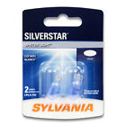 Sylvania SilverStar Center High Mount Stop Light Bulb for Toyota T100 Prius cj