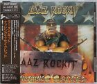 LAAZ ROCKIT Nothings Sacred (japan CD with OBI PCCY-00330) with sticker