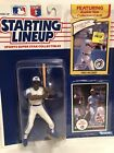 1990 Fred Mcgriff Starting Lineup figure Card toy Toronto Blue Jay Rookie Pc MLB