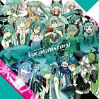 New V.A. Exit Tunes Presents Vocalohistory Feat. Hatsune Miku CD Japan ... Japan