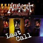 Alleycat Scratch - Last Call NEW CD w/DVD Glam Hard Rock Hair Metal