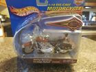 Harley Davidson Hot Wheels diecast model Heritage Softail Classic #88424