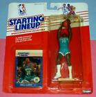 1989 DELL CURRY #30 Charlotte Hornets Rookie sole Starting Lineup Stephen Dad