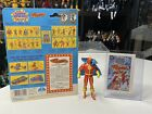 1985 Kenner DC Super Powers Action Figure Red Tornado Damaged cape COMIC
