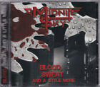 Midnite Sky - Blood Sweat and A Little More (2013) Shakra Jaded Heart Gotthard