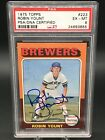 Robin Yount Cards, Rookie Cards and Autographed Memorabilia Guide 46