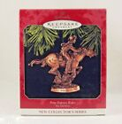 Hallmark Pony Express Rider Ornament First in the Old West Series 1998 Vintage