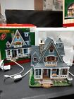 Lemax Village Lighted Building Collection Pearson Cottage