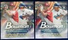 2018 Bowman Platinum - 2 Factory Sealed Hobby Boxes with 2+ autographs each