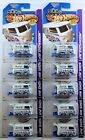 Hot Wheels 2013  169 HW Showroom New Models VOLKSWAGEN KOOL KOMBI Lot of 10