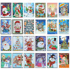 5D DIY Christmas Special Shaped Diamond Painting 50/60 Pages A5/A4