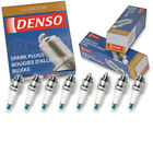 8 pc Denso Standard U Groove Spark Plugs for Chevrolet C20 Pickup 50L V8 jk