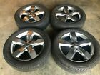 Set of 4 Jeep Grand Cherokee 20 Wheels and Tires 2011+ OEM