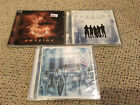 SKYFIRE CD ALBUM LOT SET TIMELESS DEPARTURE HAUNTED BY SHADOWS MIND REVOLUTION