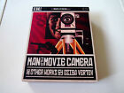 Man with a Movie Camera + Other Works Dziga Vertov Blu ray Limited Edition MoC