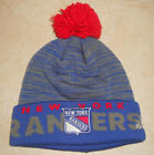 NWT Adidas New York Rangers Winter Pom Beanie