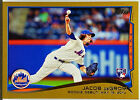 Jacob deGrom Rookie Cards Checklist and Top Prospect Cards 33