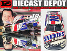 KYLE BUSCH 2018 SNICKERS ALMOND 1 24 SCALE ACTION NASCAR DIECAST COLLECTOR