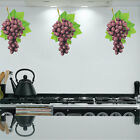 Grapes Wall Decal Mural Vineyard Vinyl Art Removable Decals Food Fine Wine d27