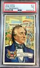 1956 Topps US Presidents Trading Cards 33
