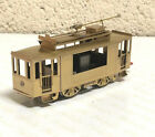 NOS MIB FAIRFIELD TRACTION MODELS HO BRASS ROME ATAC TROLLEY UNPAINTED LQQK!!!