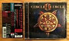 Circle II Circle - Watching In Silence (Original Japan CD w/ OBI) Savatage Oliva