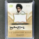 Collectors Getting a Kick Out of 2013-14 Exquisite Signature Kicks Shoe Cards 28