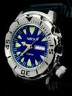 Sea Monster Watch Norsk London medalists Diver Citizen Movt Blue