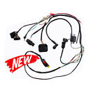 Electric Start Engine Full Wiring Harness for 150 200 250CC 4 Stroke Dirt Bikes