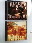 TWO DICKEY BETTS AND GREAT SOUTHERN CDs-ROCK JAM & Self Titled- Both MINT