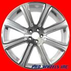 VOLVO XC90 21X9 MACHINED SILVER FACTORY ORIGINAL OEM WHEEL RIM 70423