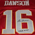 Len Dawson Cards, Rookie Card and Autographed Memorabilia Guide 30