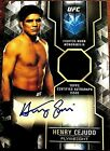 2017 Topps UFC Knockout MMA Cards 16