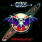 The Godz - Mongolians NEW CD REISSUE Hard Rock Classic Rock ERIC MOORE
