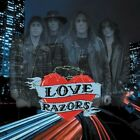 Love Razors - Hollywood Underground NEW CD Glam Hard Rock Heavy Metal