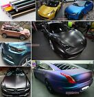 Car Flexible Pearl Metal Sticker Vinyl Wrap Satin Matte Chrome Decal Air Free US