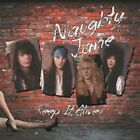 Naughty Jane - Keep It Alive NEW CD Glam Hard Rock Hair Metal