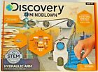 Discovery Education Hydraulic Arm 176 Piece Do It Yourself Building Set