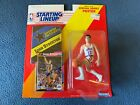 1992 BASKETBALL JOHN STOCKTON (HALL OF FAME) UTAH JAZZ STARTING LINEUP