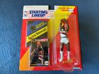 1992 CLYDE DREXLER (HALL OF FAME) PORTLAND TRAILBLAZERS STARTING LINEUP