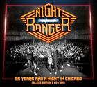 NIGHT RANGER - 35 YEARS AND A NIGHT IN CHICAGO - 2CD+DVD - NEW