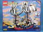 LEGO 6289 Red Beard Runner Vintage 1996 Pirate Ship MISB New
